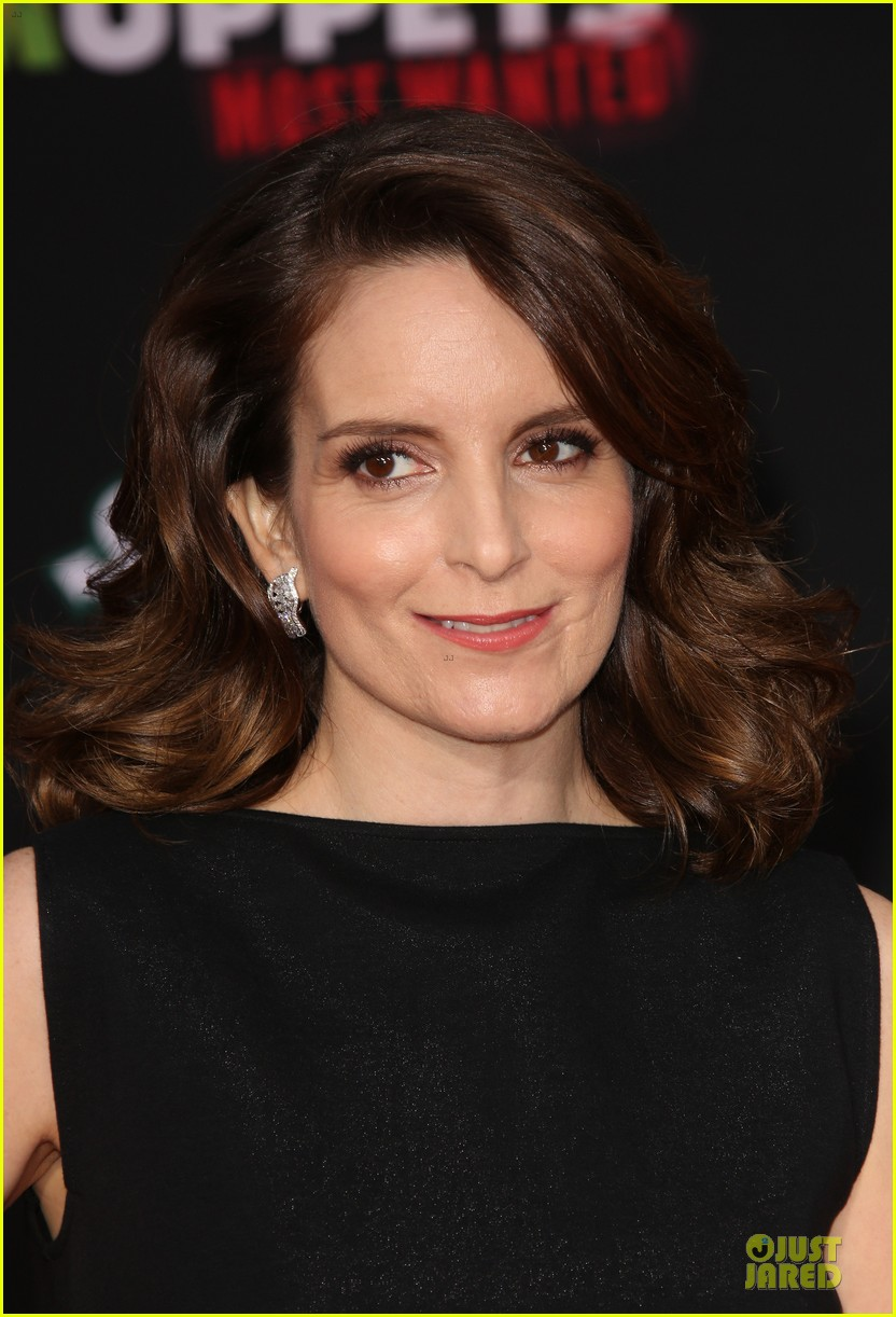 tina fey ty burrell muppets hollywood premiere 123070222