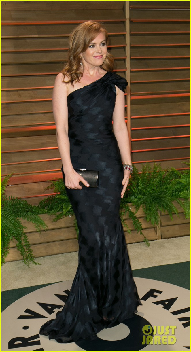 isla fisher vanity fair oscars party 2014 013064409
