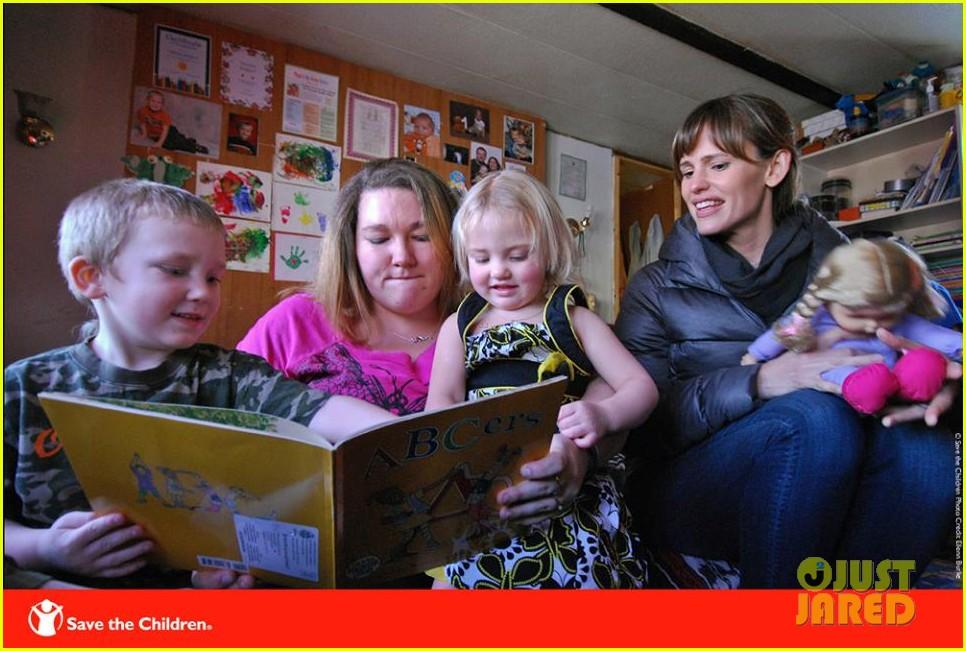 jennifer garner joins save the childrens trustee board 033074692