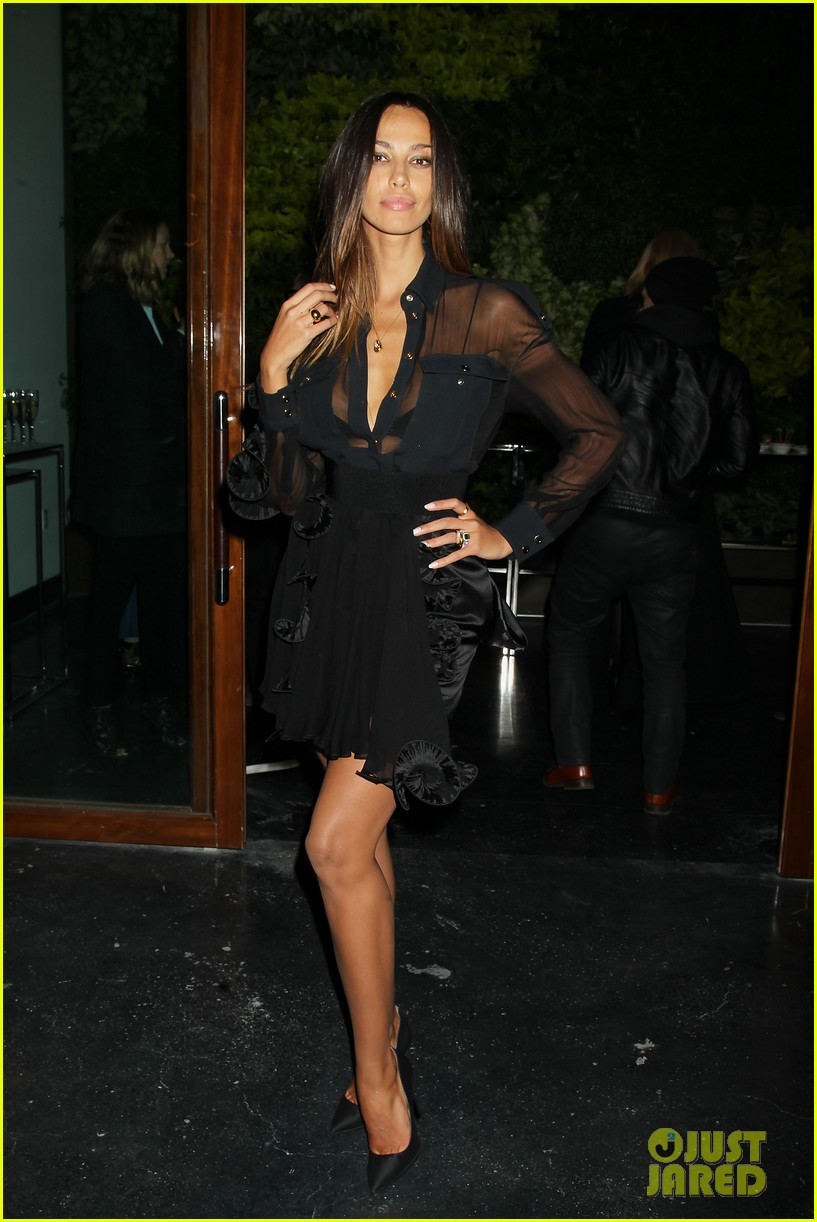 madalina ghenea switches it up at dom hemingway after party 04