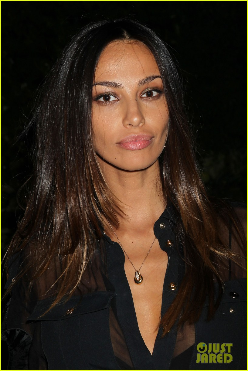 Madalina Ghenea Switches it Up at 'Dom Hemingway' After Party with Demian  Bichir!