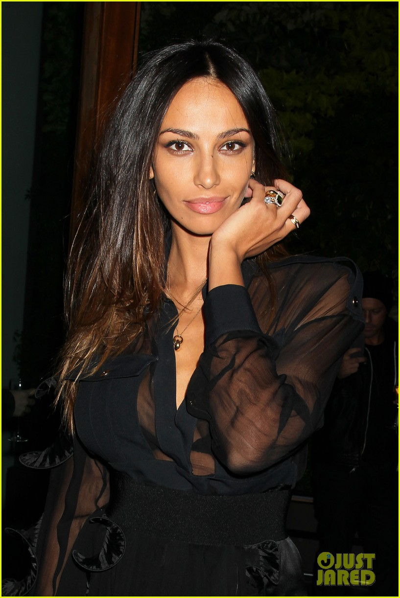 madalina ghenea switches it up at dom hemingway after party 133080348