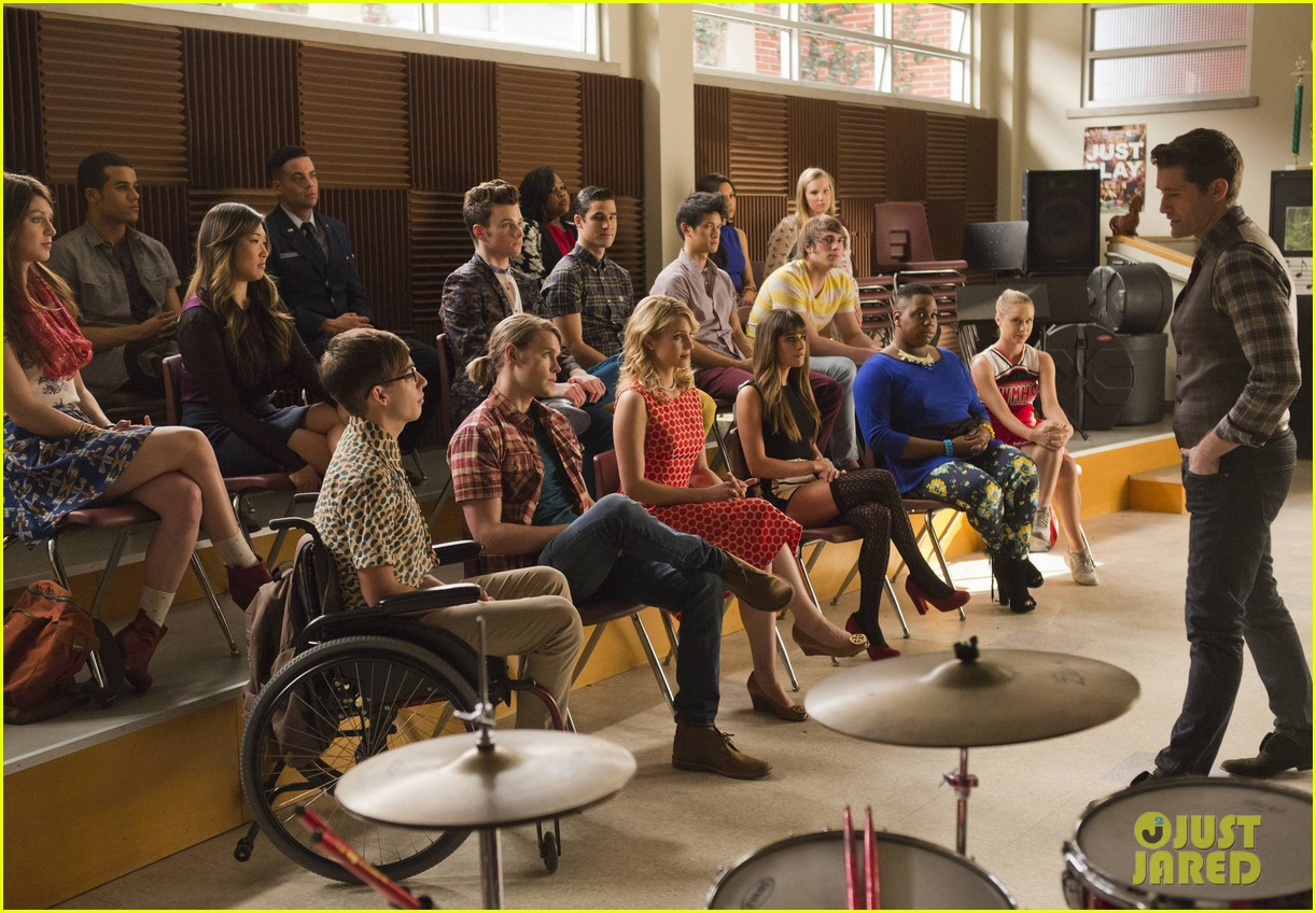 glee 100th episode stills 063073302