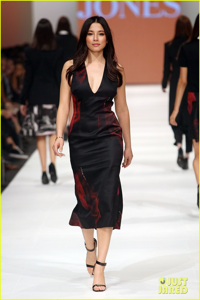jessica gomes david jones fashion show 03