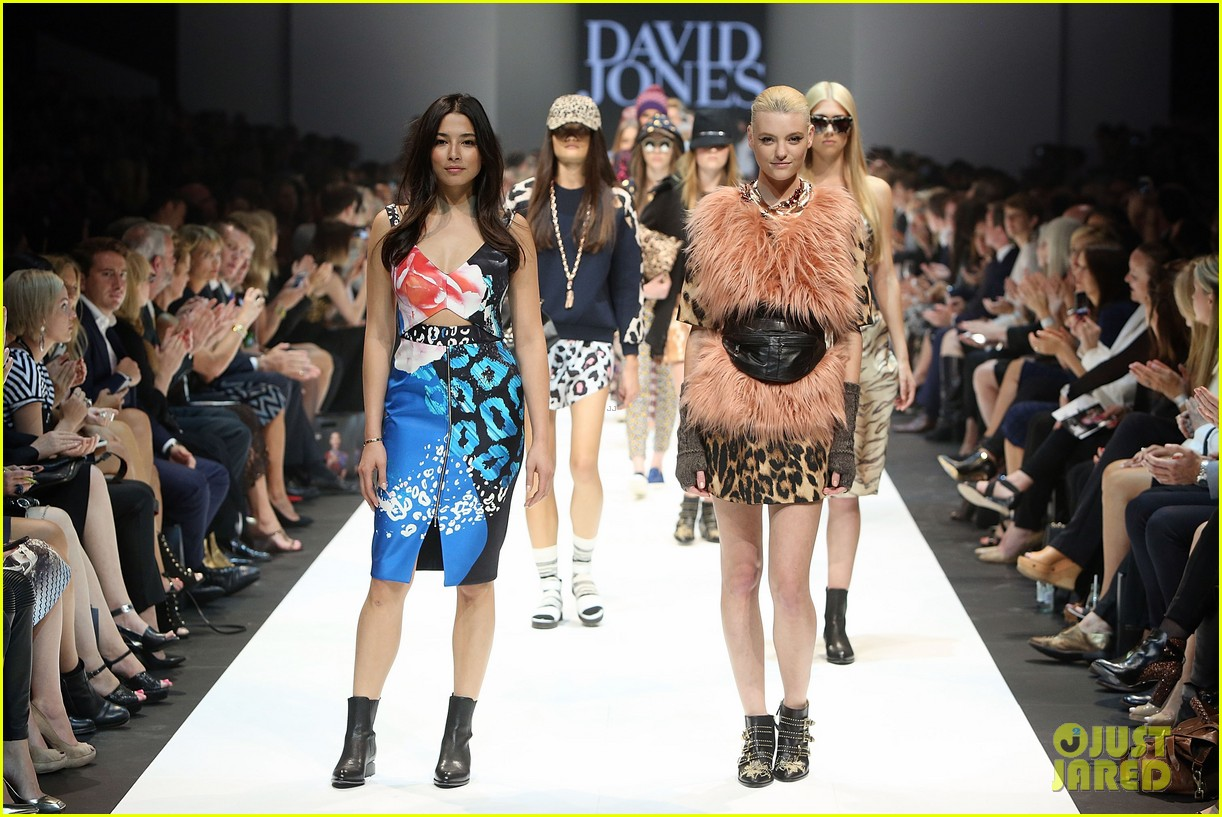 jessica gomes david jones fashion show 053073862