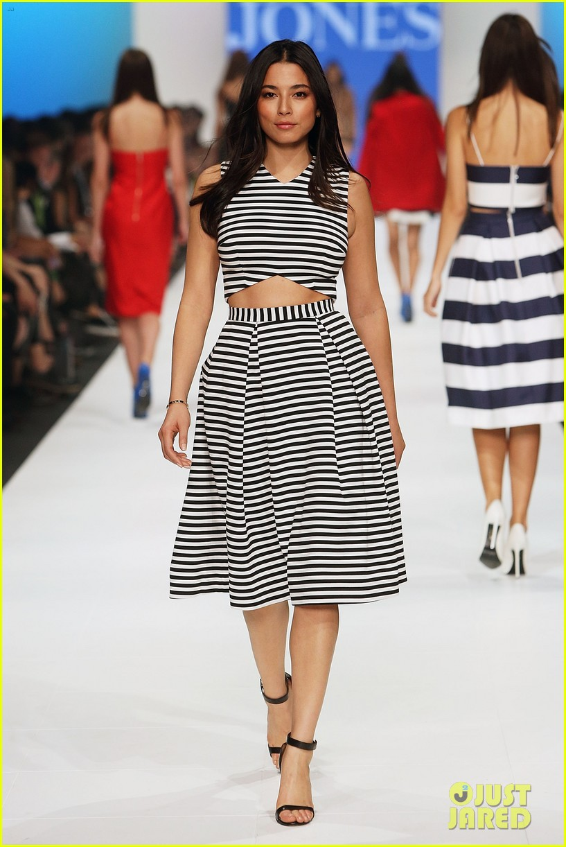 jessica gomes david jones fashion show 07