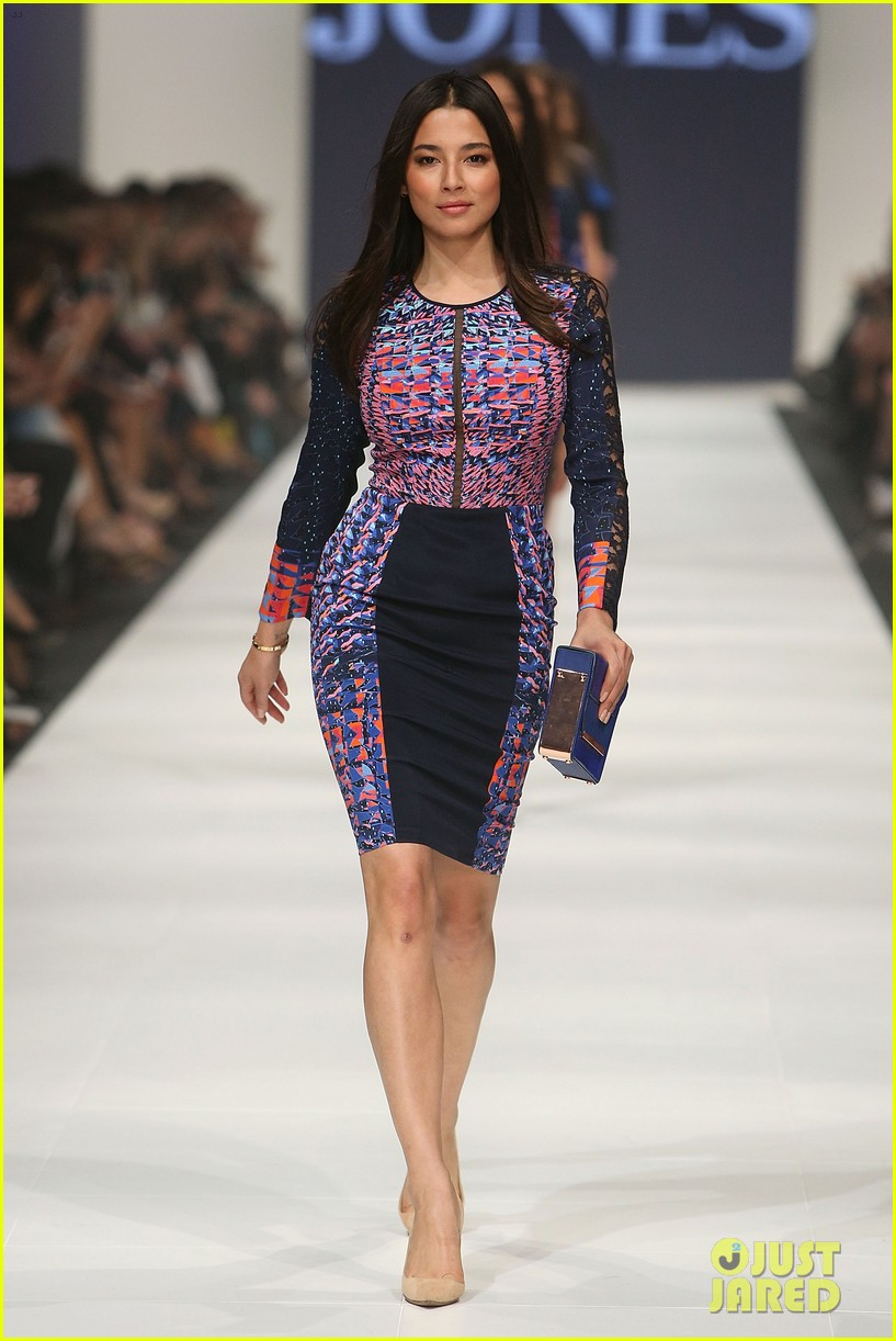 jessica gomes david jones fashion show 103073867