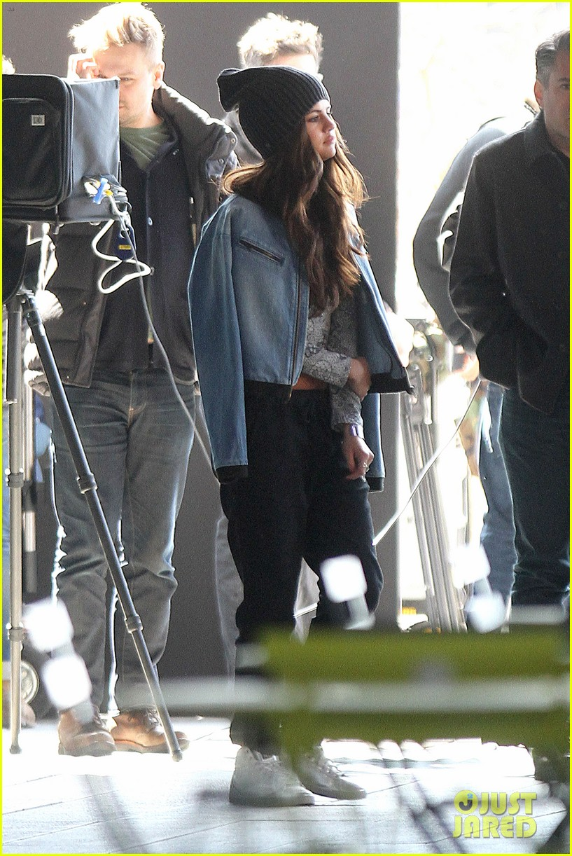 selena gomez films adidas ad in nyc 053069880