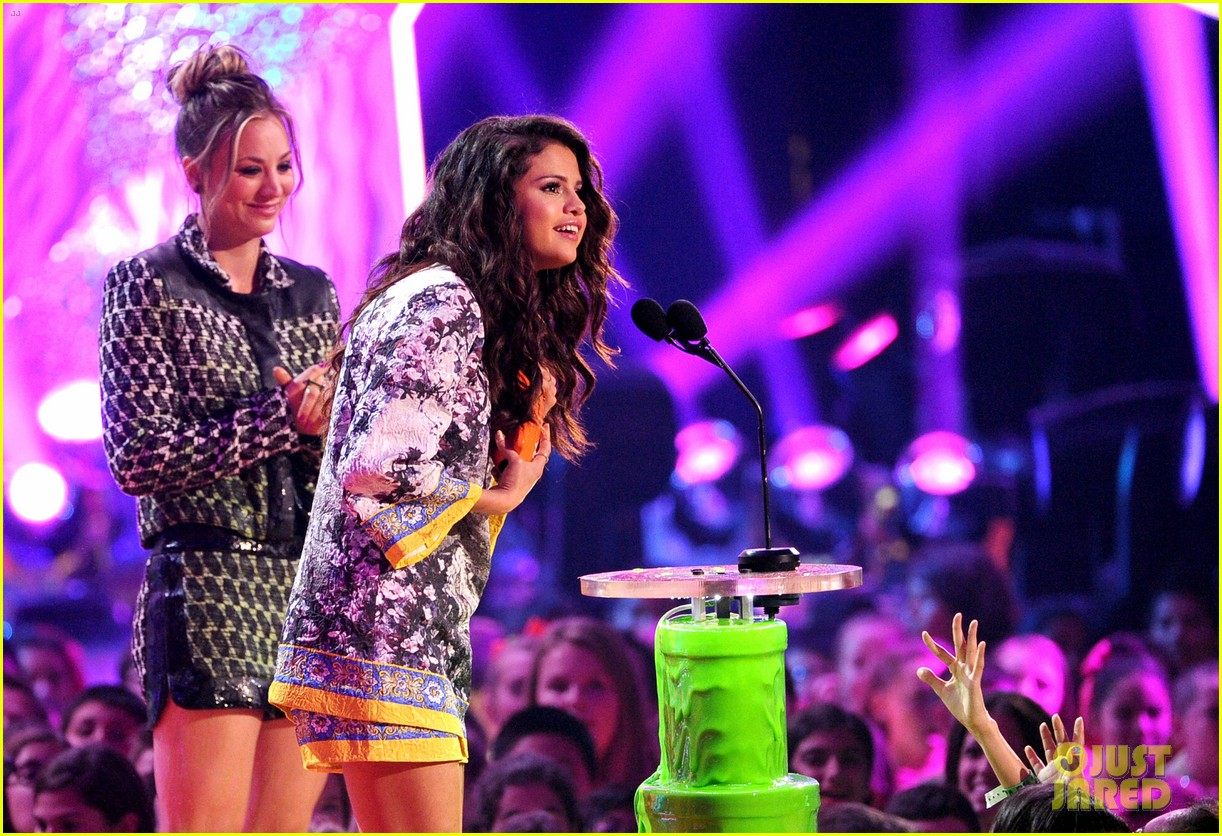 selena gomez kids choice awards 2014 053081300