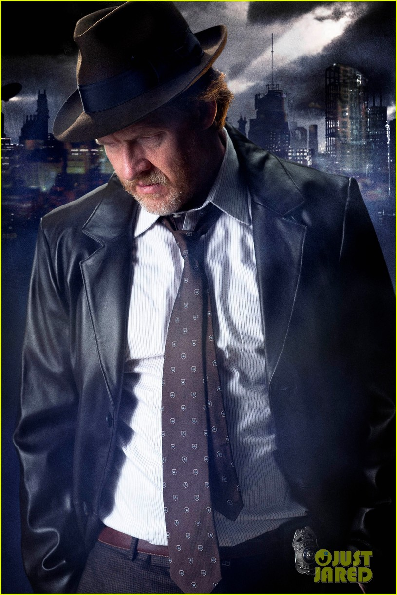 gotham releases official character portraits for main characters 053079703