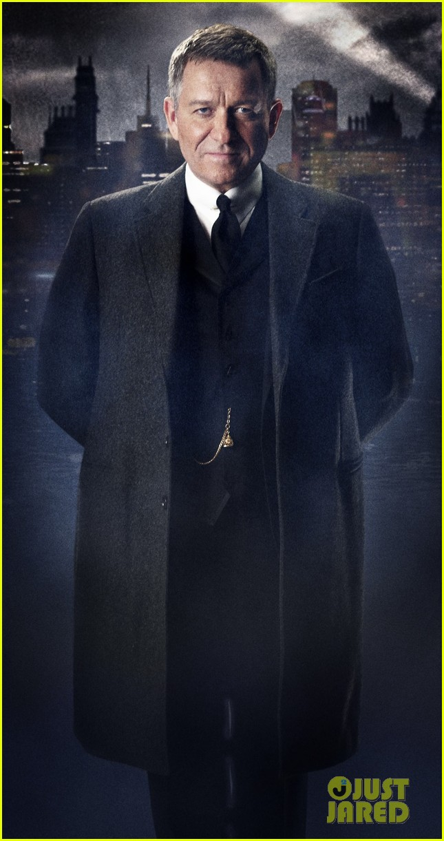 gotham releases official character portraits for main characters 153079713