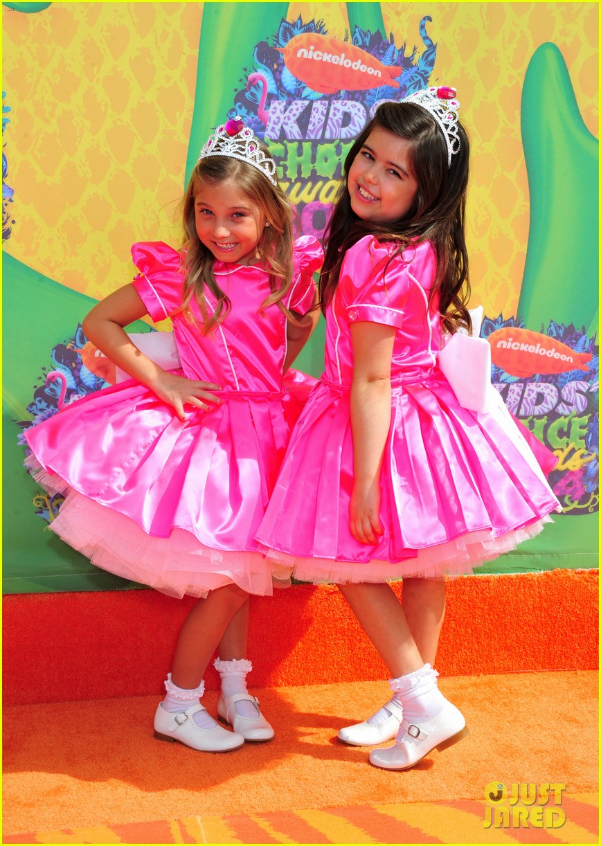 sophia grace rosie kids choice awards 2014 013081282