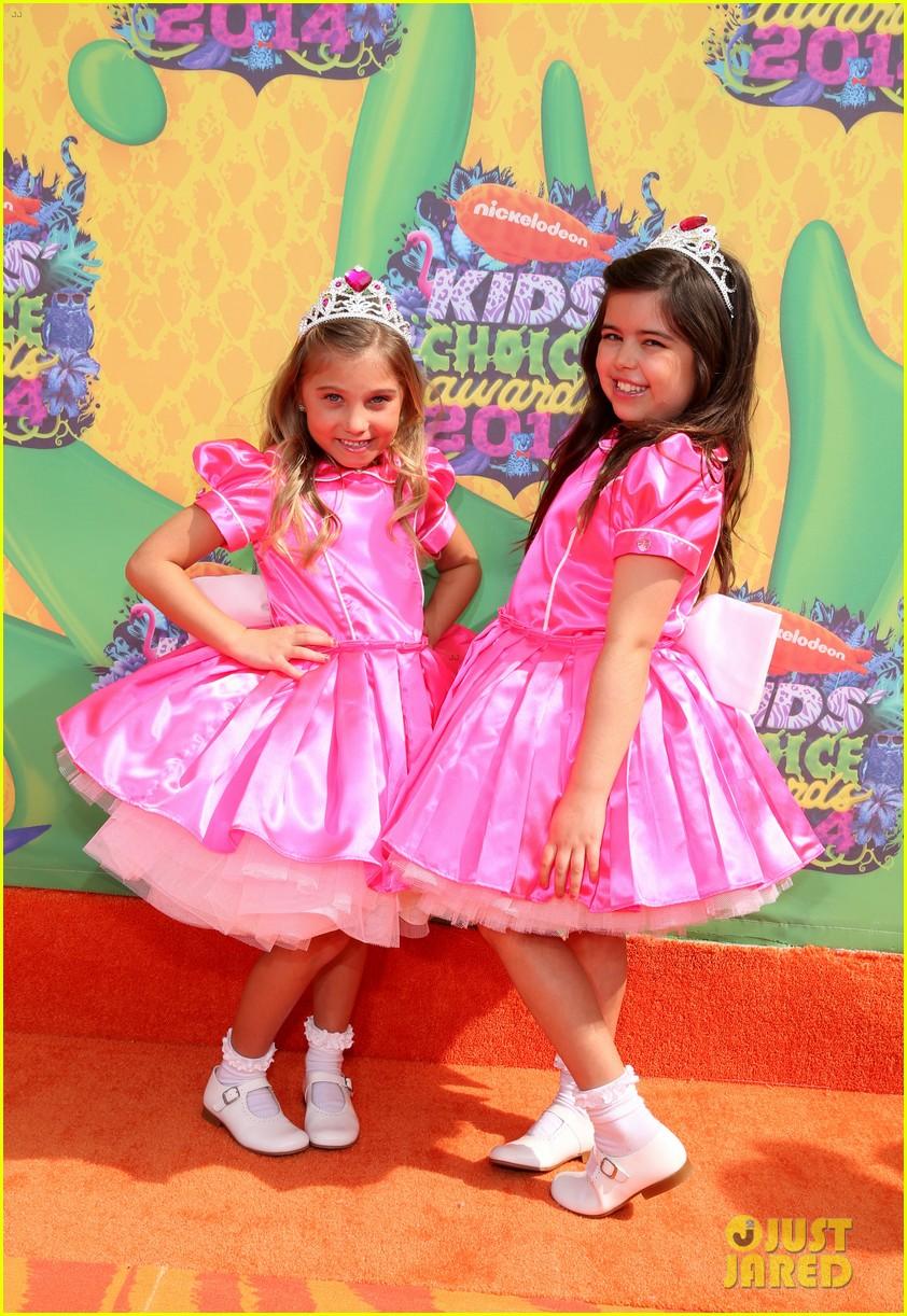 sophia grace rosie kids choice awards 2014 043081285
