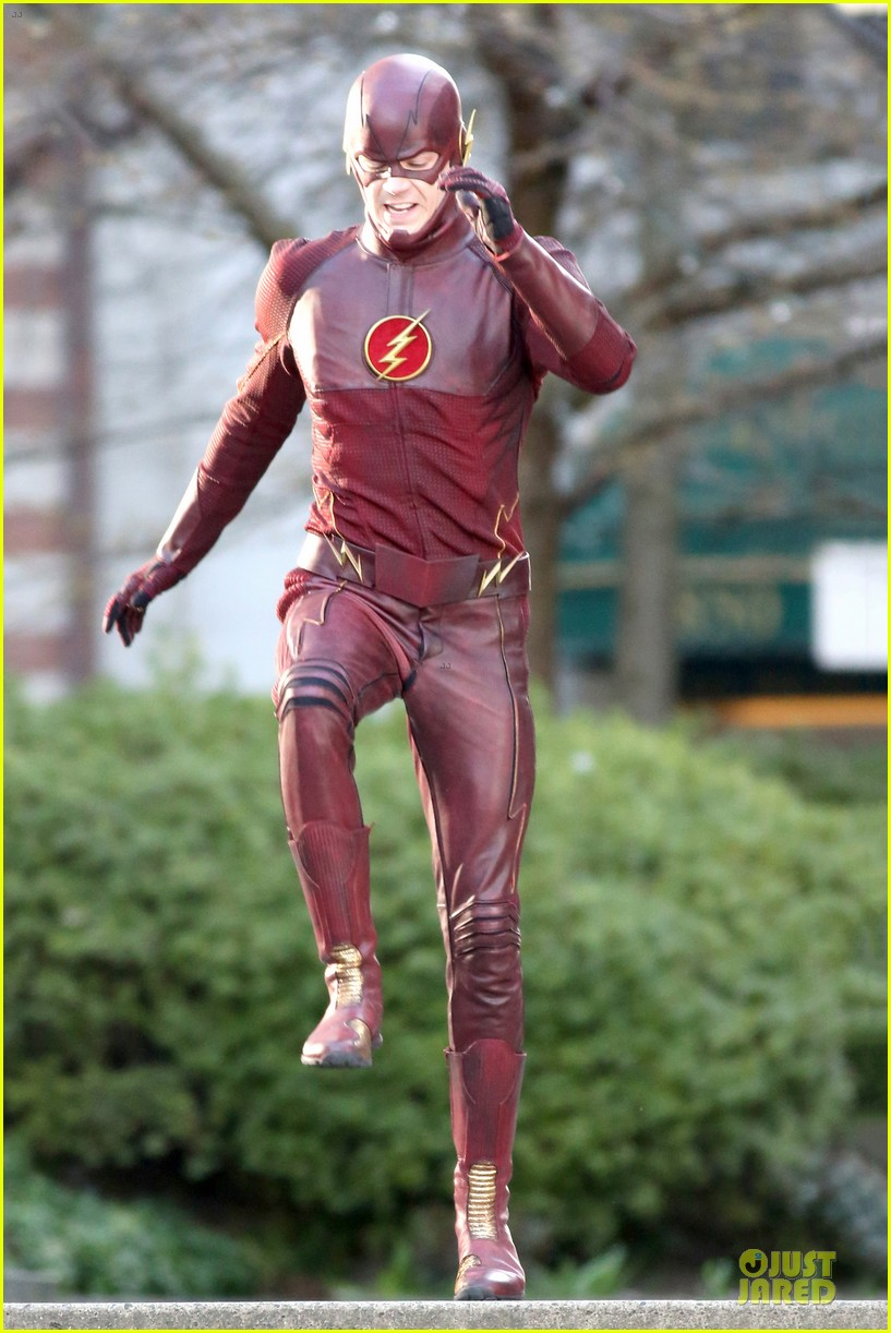 grant gustin is proud stoked to wear flash costume 013070230