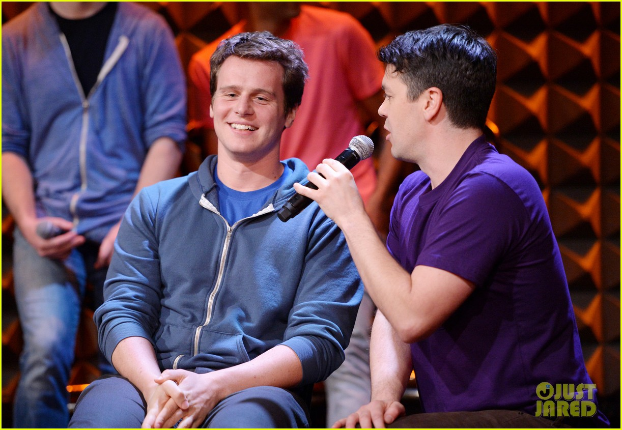 jonathan groff interviewed for freestyle love supreme exclusive 063067932