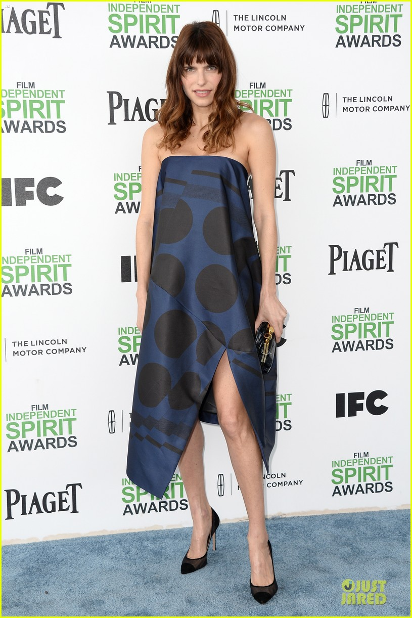 kathryn hahn maria bello independent spirit awards 2014 063063107