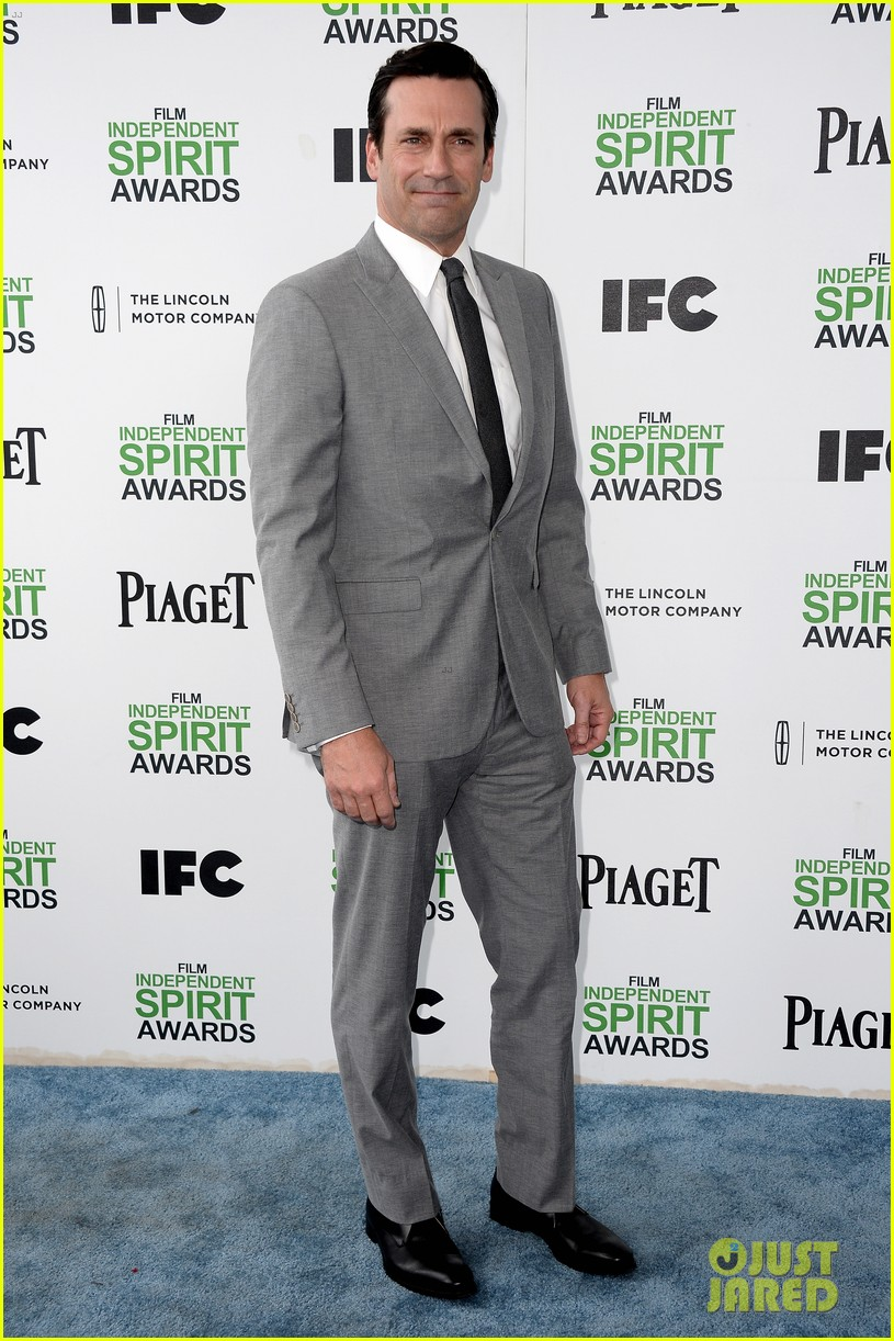 jon hamm elisabeth moss independent spirit awards 2014 013062996