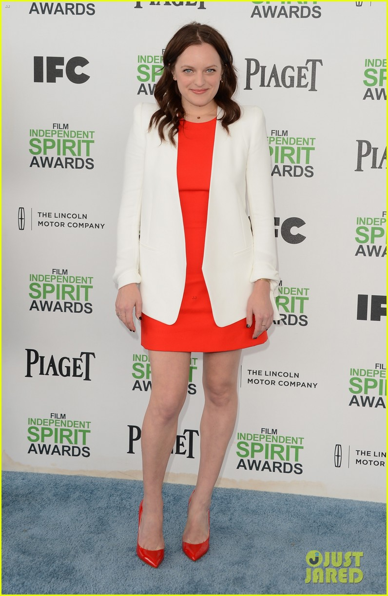 jon hamm elisabeth moss independent spirit awards 2014 053063000