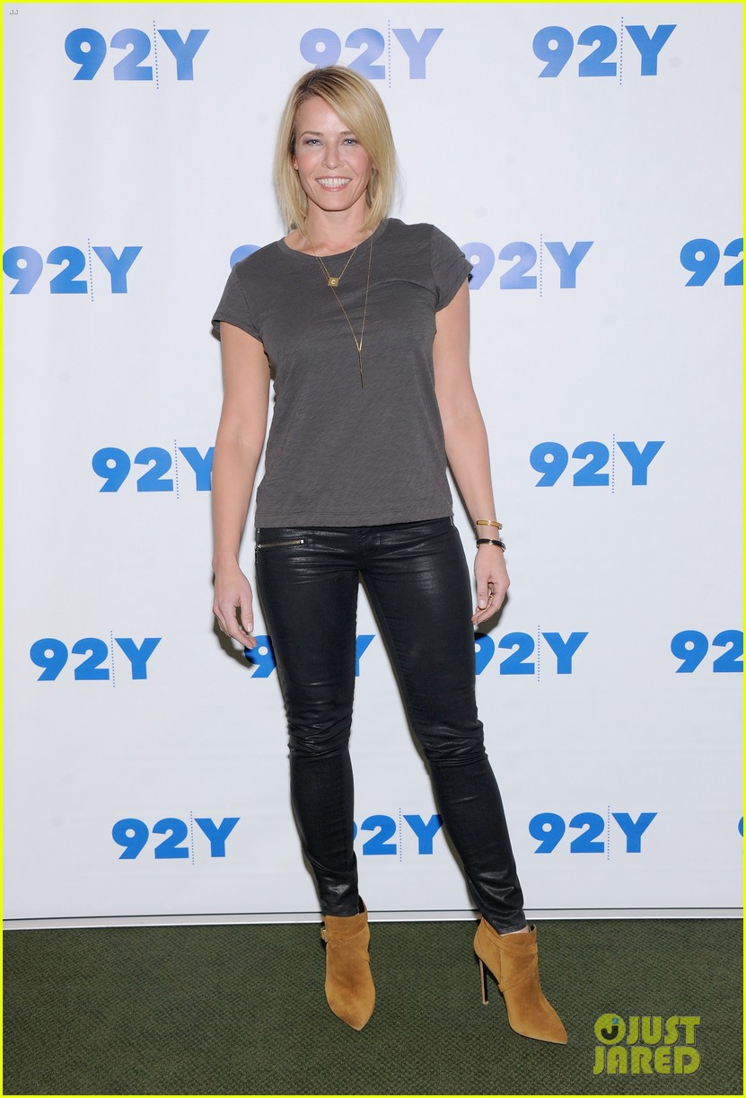 chelsea handler promotes new book on tonight show 013066369