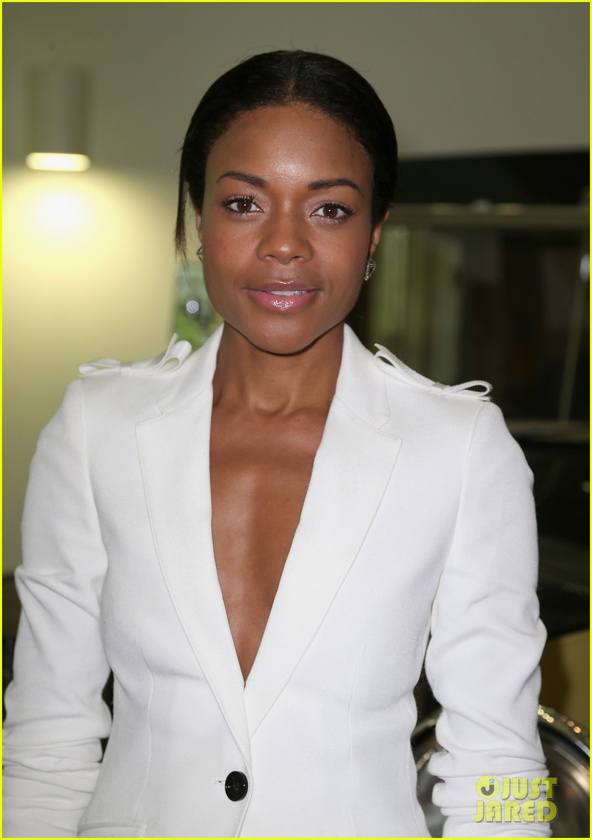 naomie harris bond in motion press conference 023073988