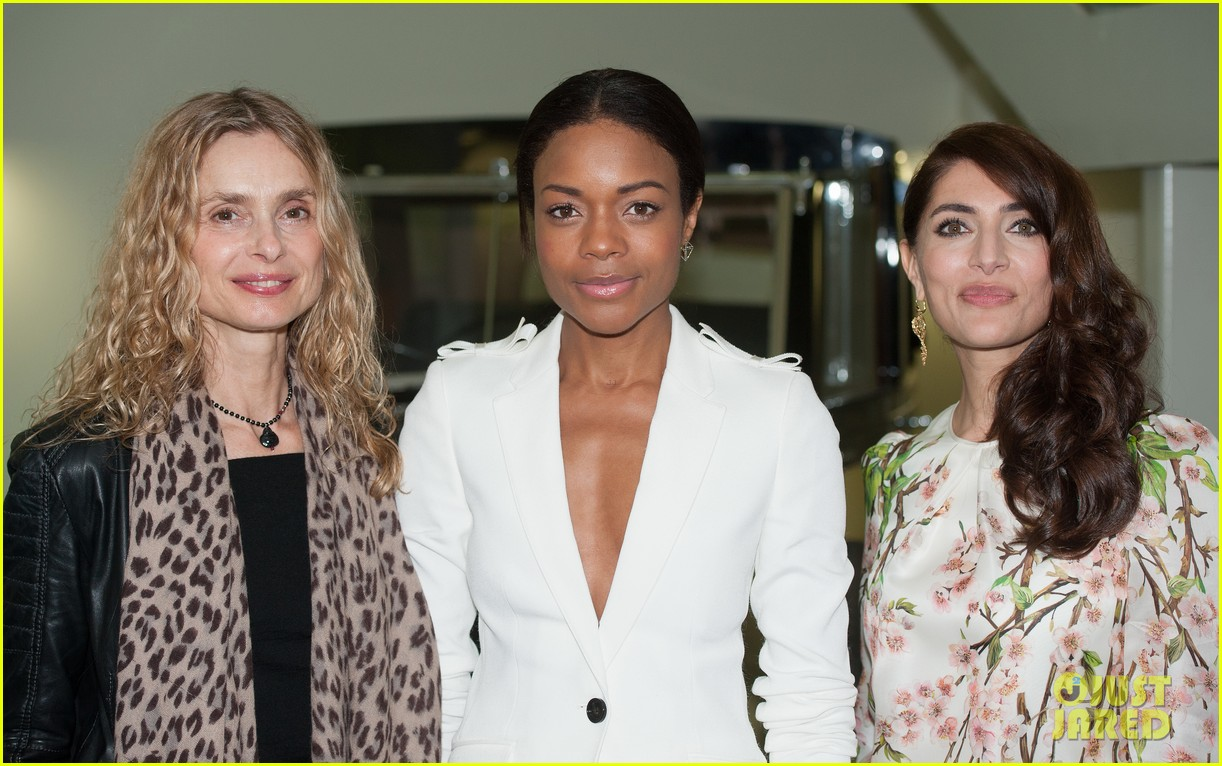 naomie harris bond in motion press conference 063073992