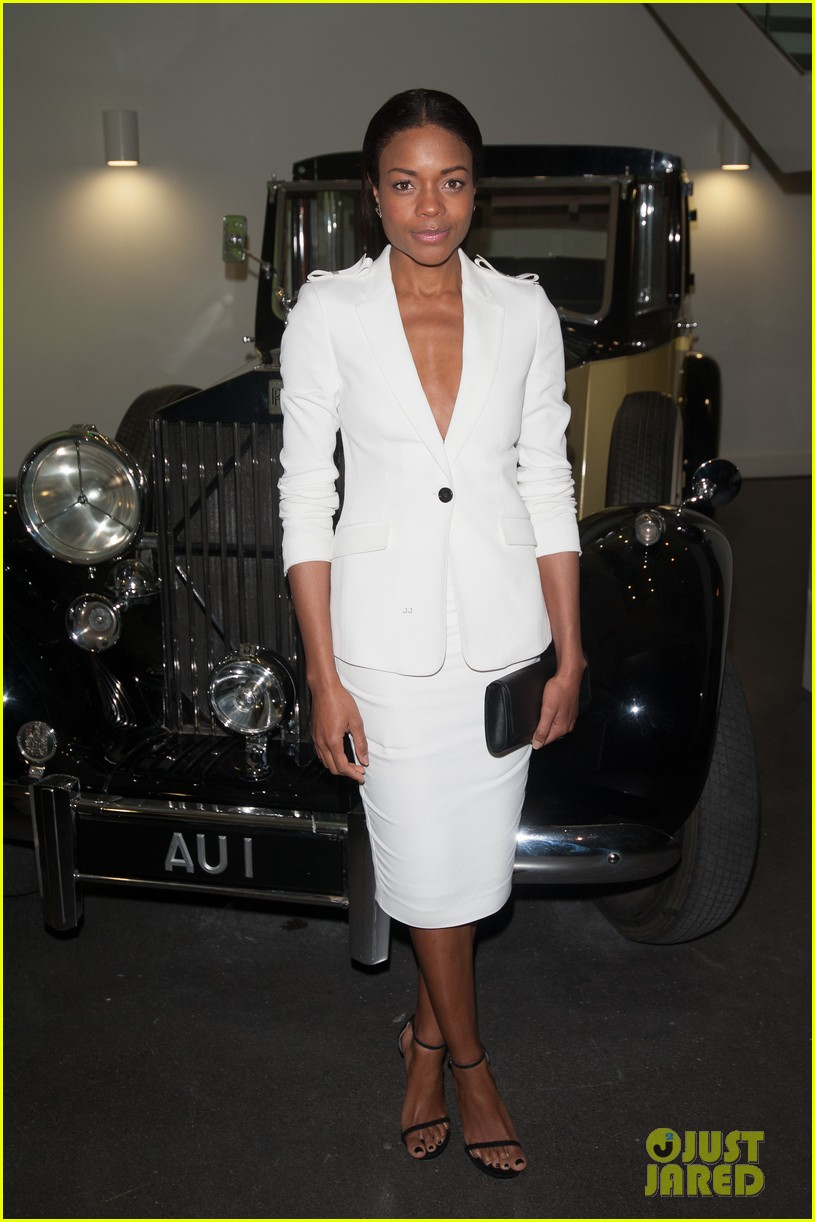 naomie harris bond in motion press conference 093073995