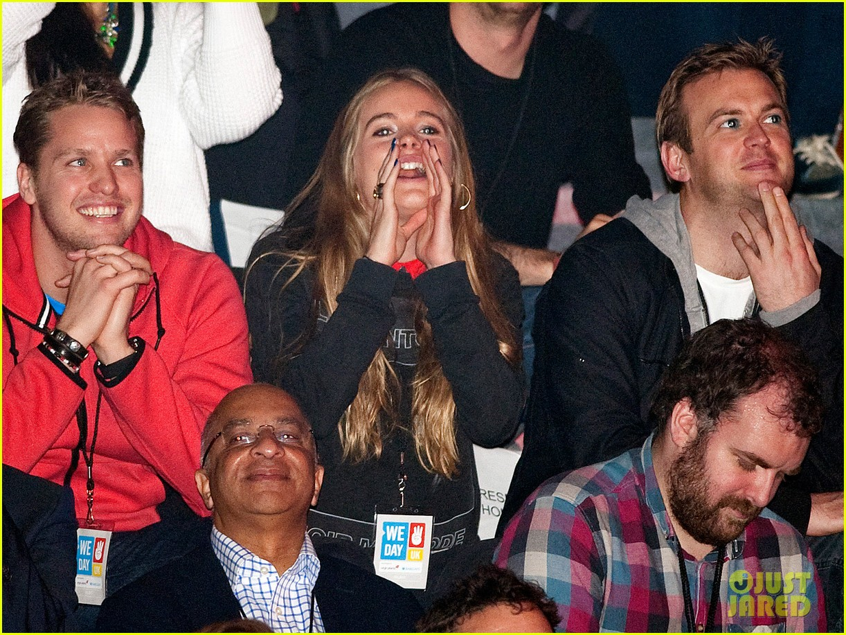 prince harry girlfriend cressida bonas attend first official event together 113067800
