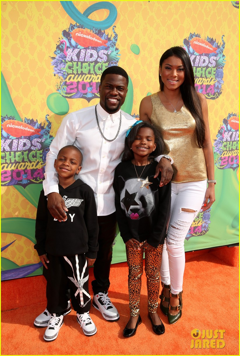 Kevin Hart & Adam Sandler: Funny Guys Win at Kids' Choice