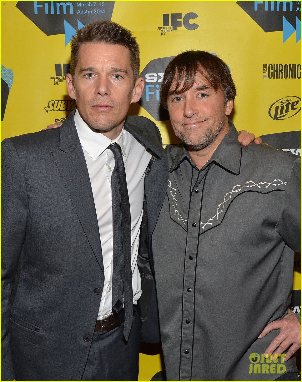 ethan hawke richard linklater premiere next movie 073068975