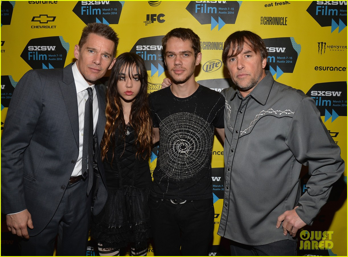 ethan hawke richard linklater premiere next movie 093068977