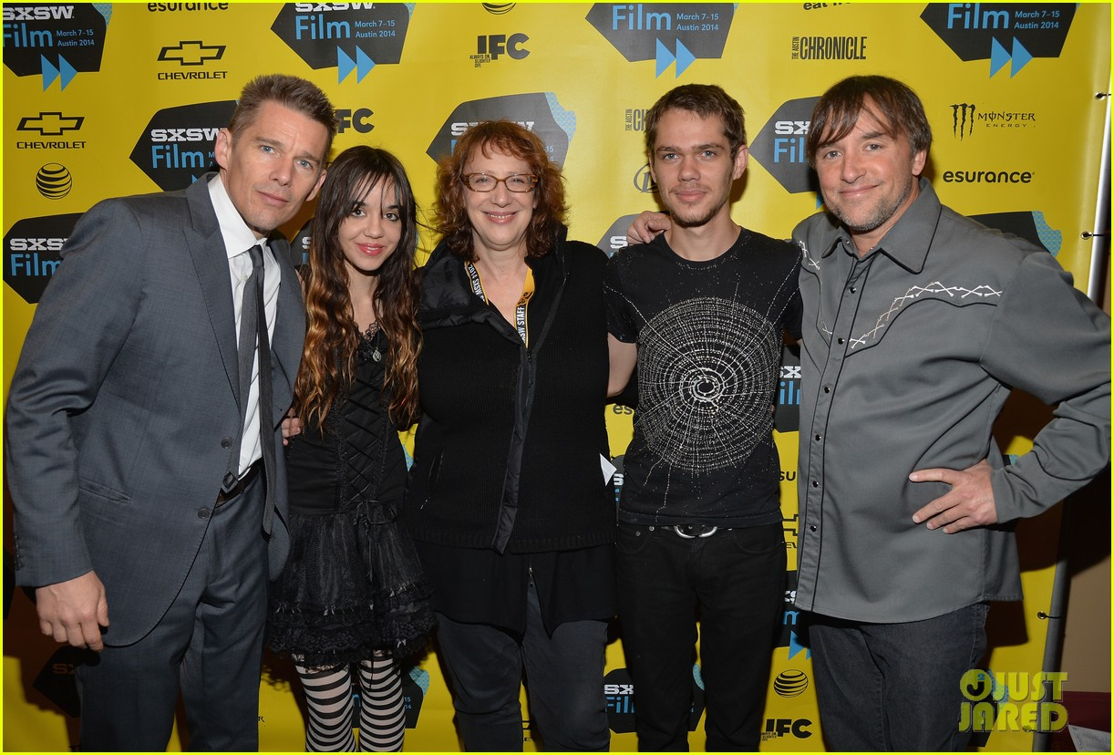 ethan hawke richard linklater premiere next movie 103068978