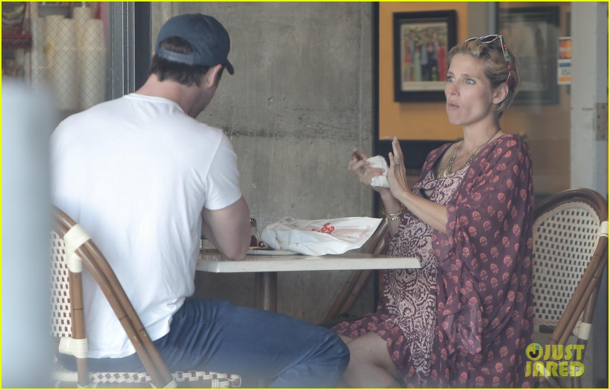 chris hemsworth elsa pataky enjoy lunch date 073067939