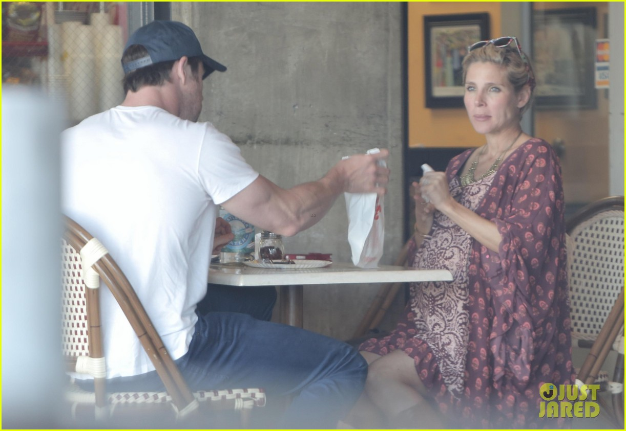 chris hemsworth elsa pataky enjoy lunch date 103067942