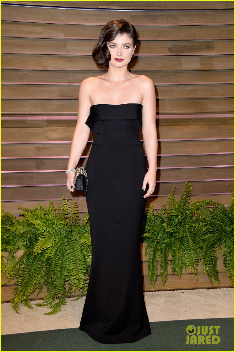 eve hewson bono attend vanity fair oscar party after performing 023064794