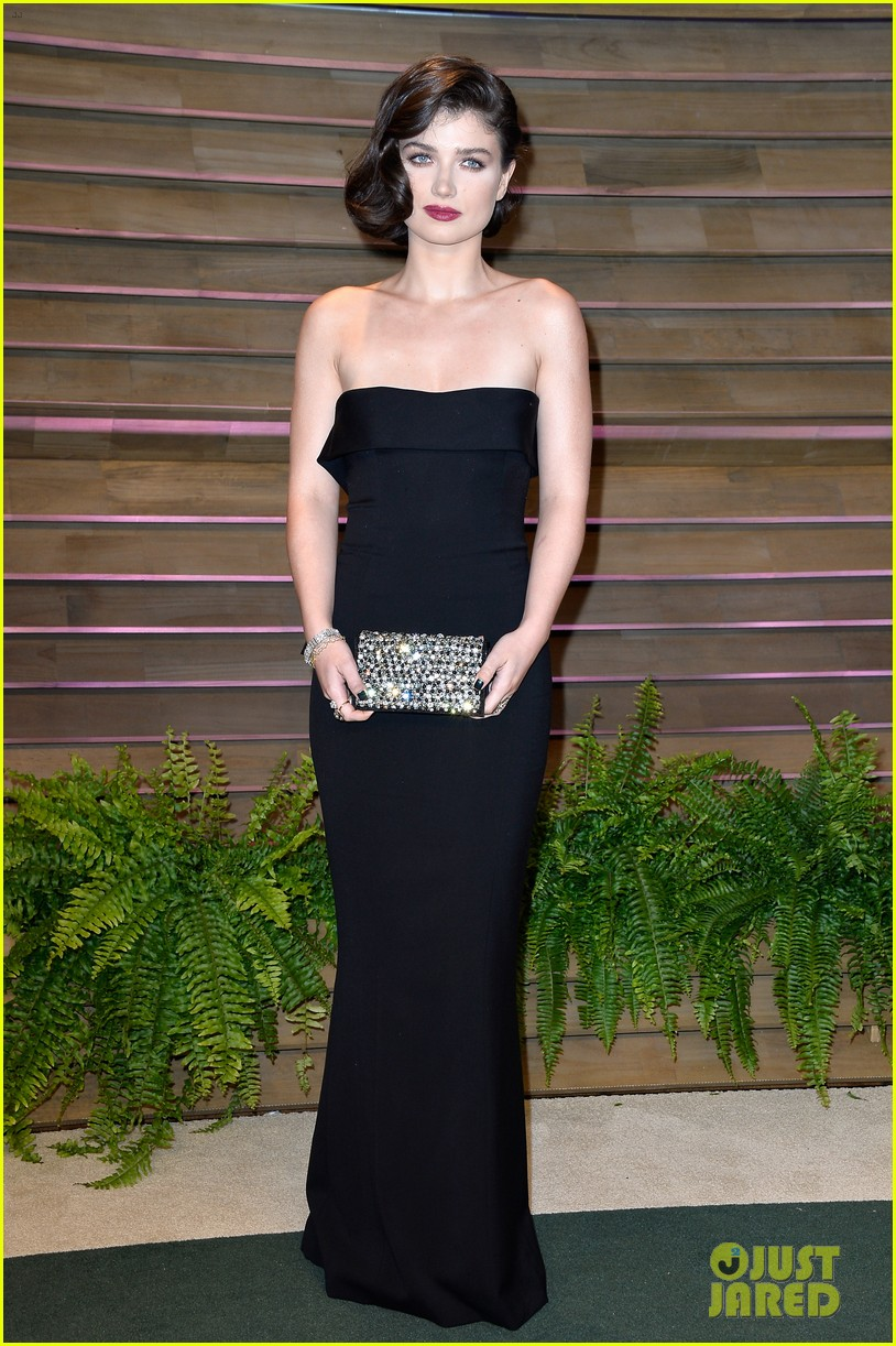 eve hewson bono attend vanity fair oscar party after performing 043064796