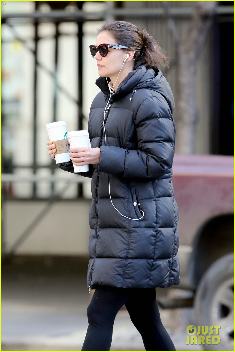 katie holmes new york has been very good to suri me 163063271