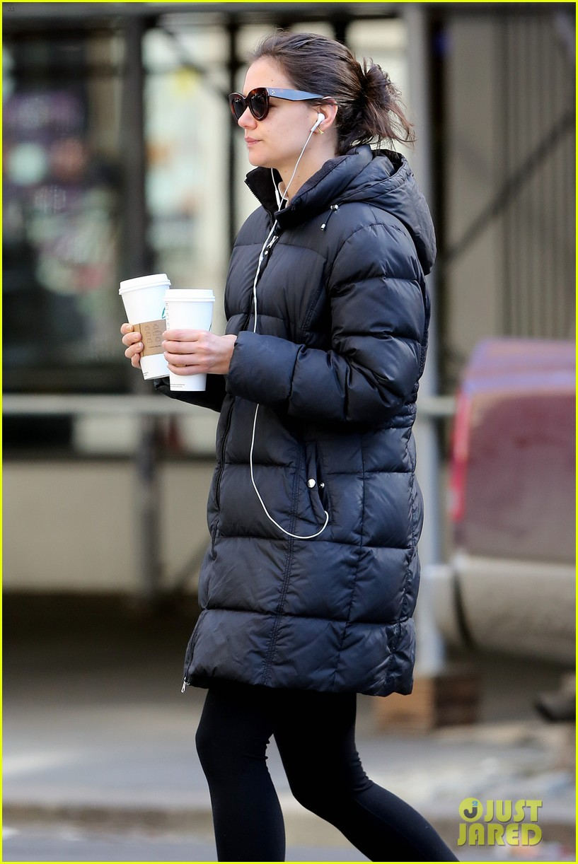 katie holmes new york has been very good to suri me 253063280