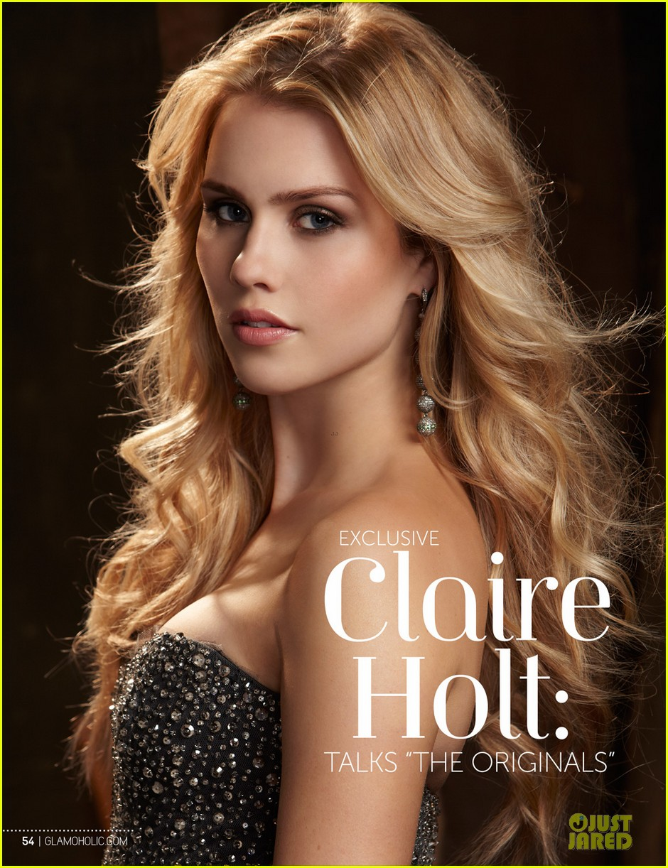 claire holt covers glamoholic 063076591