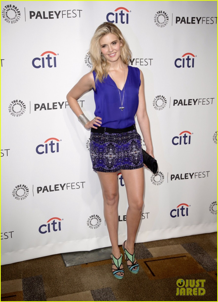 ian somerhalder reunites with maggie grace lost cast at paleyfest 01