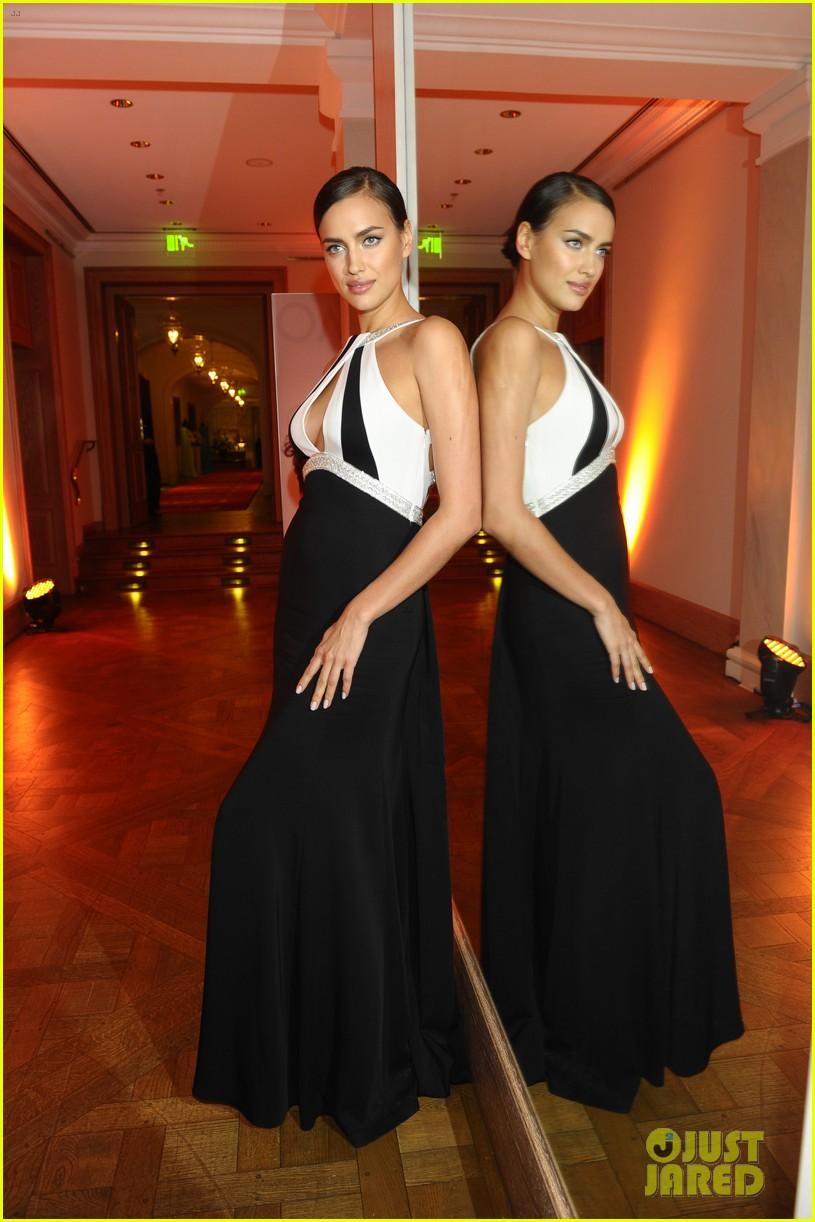 irina shayk assets plunging neckline gala spa awards 2014 053072738