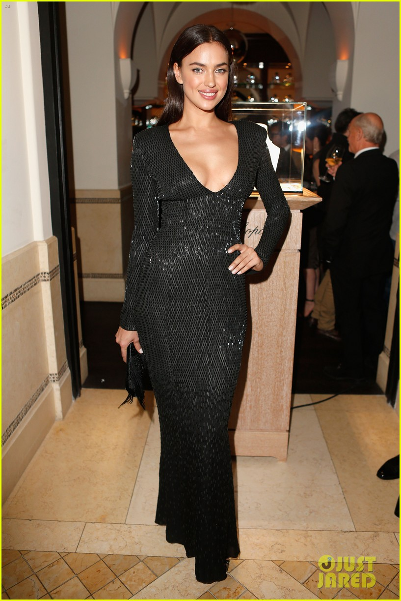 irina shayk alyssa miller pre oscar party pretty 013063568