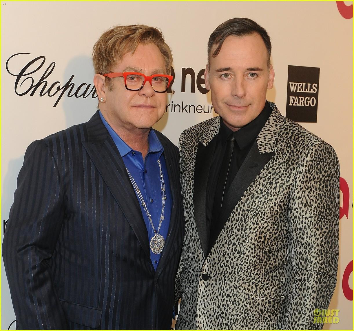 elton john david furnish fierce hosts at annual aids oscars party 2014 023064338