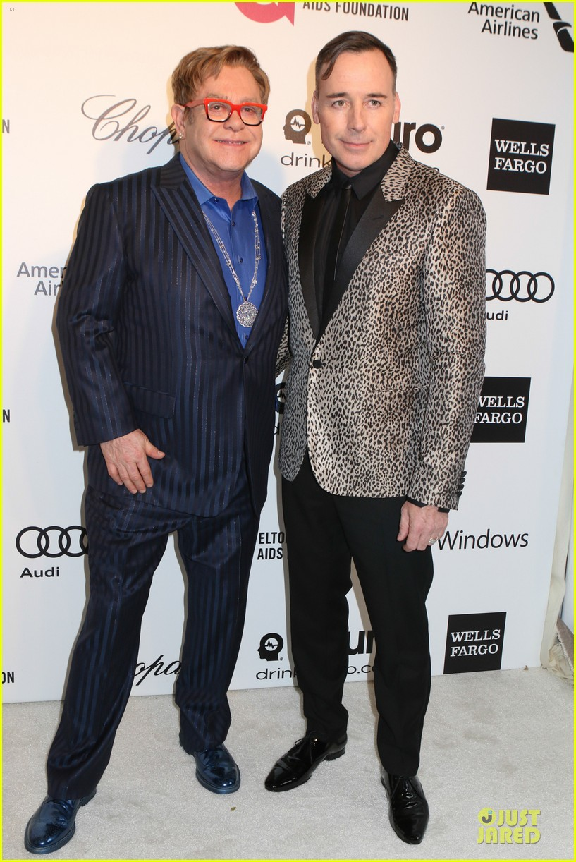 elton john david furnish fierce hosts at annual aids oscars party 2014 04