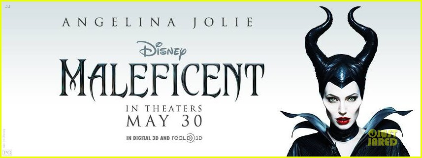 angelina jolie new maleficent poster 013069347
