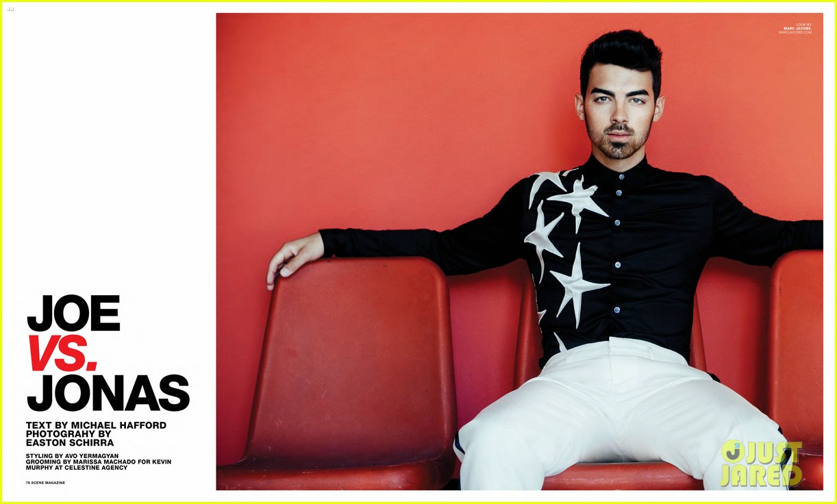 joe jonas scene magazine 013082319