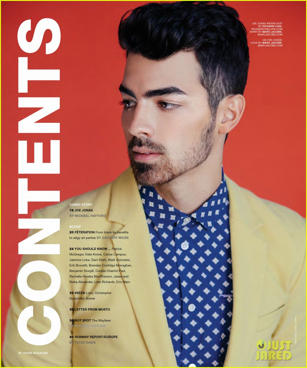 joe jonas scene magazine 063082324