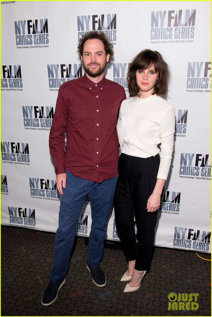 felicity jones breathe in screening apple store presents 053073872