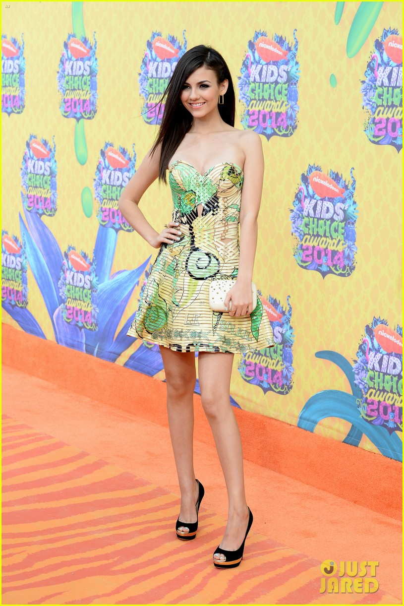 victoria justice zendaya kids choice awards 2014 053081269