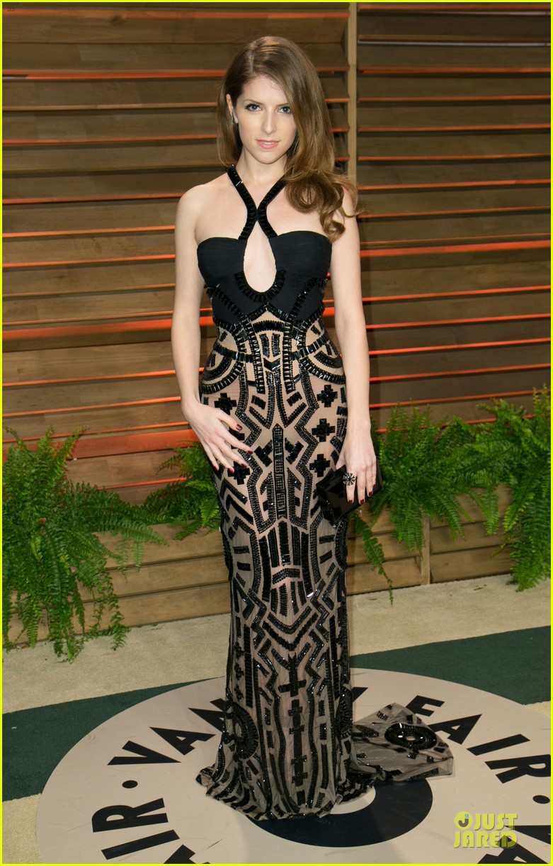 Anna Kendrick: 2014 Oscar's Best Dressed List | The 1000th Voice Blog
