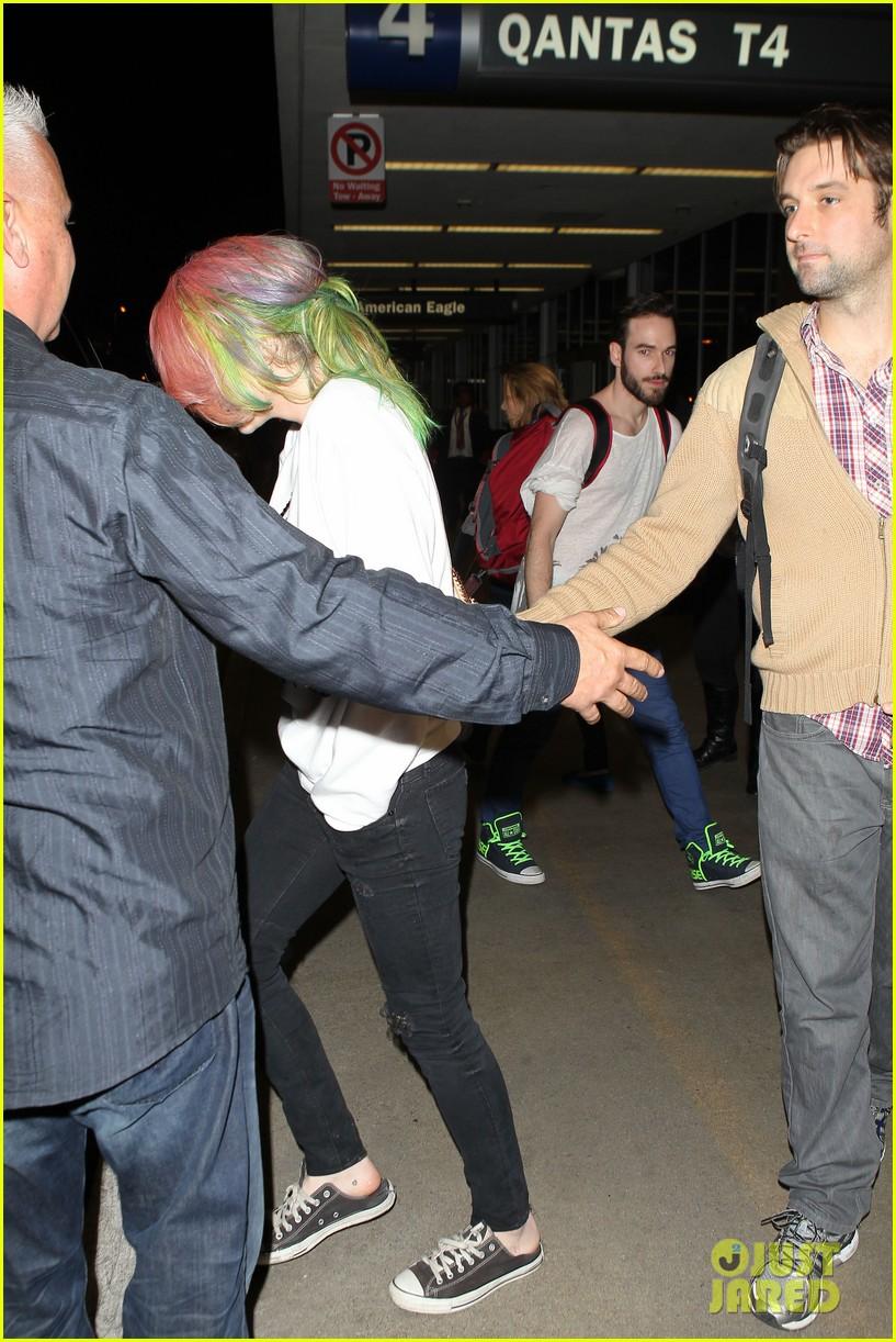 kesha steps out with rainbow hair rehab 223067599